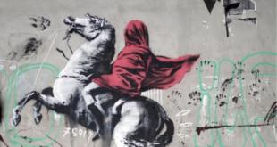 Banksy eserleri ilk defa Ortadoğu'da sergilenecek