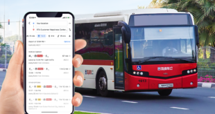 'Otobüsüm nerede kaldı?' diye merak etmeyin Google'a sorun