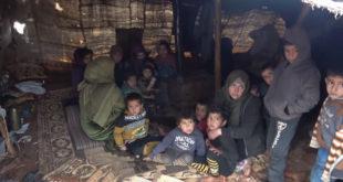 İdlib ve Halep'ten kaçanların sayısı 1 milyonu aştı