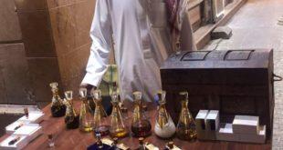 Karakterine göre koku üretiyor! İşte oryantal parfümlerin sırları