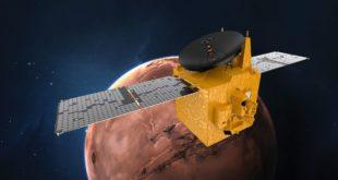 BAE'nin Mars yolculuğunun hikayesi