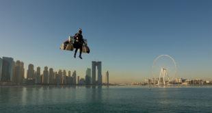 """Expo 2020 Dubai, dünyaya """"İnsan Havacılığı"""" projesini tanıttı"""