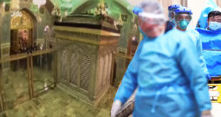 İran'da mollalar korona virüsüne meydan okuyor!