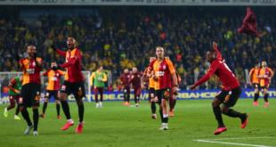 Galatasaray 21 yıl sonra galibiyetiyle büyüyü bozdu