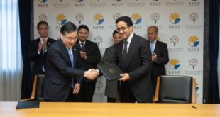 Japonya'da Muhammed bin Selman Bilim ve Teknoloji Merkezi kuruldu