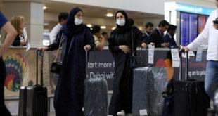 BAE'de 2 İranlı ziyaretçiye koronavirüs teşhisi konuldu