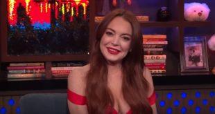 Hollywood'a döneceğini söyleyen Lindsay Lohan, BAE'de görüldü
