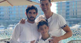 BAE, Ronaldo ve Djokovic'e altın kart verdi