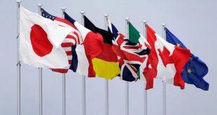 G7 Zirvesi'nden Rusya ve Çin'e uyarı mesajları