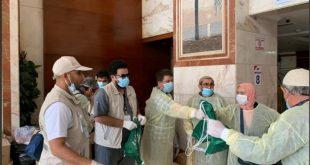 Suudi Arabistan'daki 366 Türk umreci test sonuçlarının negatif çıkmasının ardından ülkeye döndü