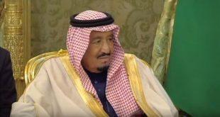 Kral Selman, hükümete Suudilere yardım sağlama talimatı verdi