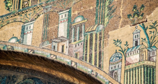 İslam mimarisinde mozaik ve Emevî Cami