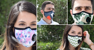 8 ay kullanılabilen, kendini dezenfekte eden, virüsleri öldüren maske üretildi