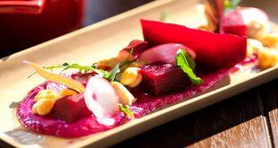 Bağışıklığı güçlendiren kavrulmuş pancar salatası