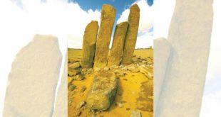 Suudi Arabistan'da arkeolojik keşif: 11 bin yıllık sütunlar rasathaneydi