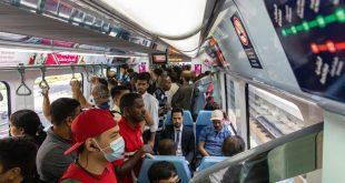 Dubai metrosu bir sonraki duyuruya kadar kapatıldı