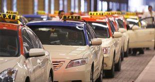 Dubai'de taksiler ve marketler, online siparişlerinizi temassız sistem ile teslim ediyor