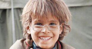 Suudi Arabistan, mülteci çocuğun el yapımı gözlüğünü 10 bin dolara satın alarak gönülleri fethetti