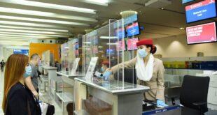 Emirates Havayolları'ndan süper koronavirüs önlemleri