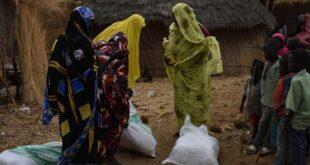 Kral Selman Yardım Merkezi, Sudan'da bin 950 Ramazan kolisi dağıttı