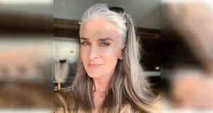 2020'nin saç rengi: Gümüş