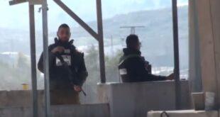 İsrail Polisi, bayram namazı kılmak isteyen Müslümanlara saldırdı