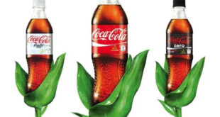 Coca-Cola, plastik şişe kullanımını tamamen kaldıracak