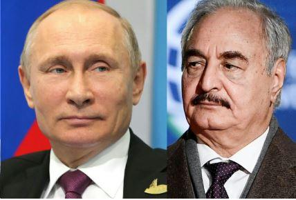 Uzmanlar yanıtladı: Hafter'e 8 savaş uçağı gönderdiği iddia edilen Rusya'nın hedefi ne?