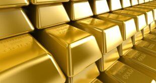 BAE Merkez Bankası'nın altın dengesi 1,6 milyar dolara  ulaştı