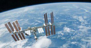 Uluslararası Uzay İstasyonu Suudi Arabistan semasından geçti