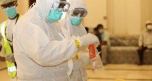 Avrupa'da ilk kez bir günde 200 binden fazla koronavirüs vakası kaydedildi