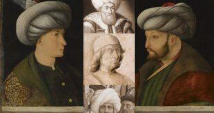 İBB'nin 770 bin sterline satın aldığı Fatih tablosundaki ikinci kişi kim?