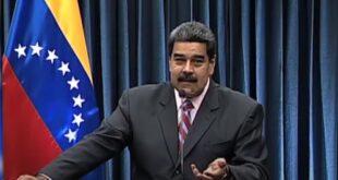Maduro: AB tutumunu düzeltmezse aramızda diyalog olmayacak