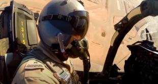 Suudi Kraliyet Hava Kuvvetleri, Yemen semalarını İran'dan temizledi (VİDEO)