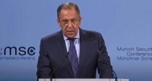 Rusya Dışişleri Bakanı Lavrov'dan Suriye'de 'Arap rolü' çağrısı