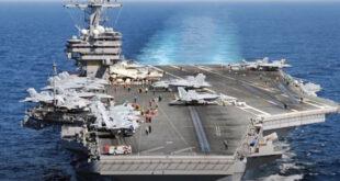 ABD, Güney Çin Denizi'ne iki uçak gemisi gönderdi