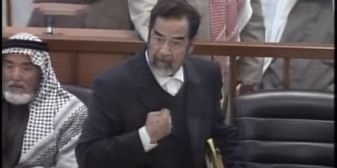 Saddam ve Tahran rejimine karşı yaptırım tecrübeleri