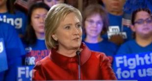 Hillary Clinton: Trump seçimi kaybederse Beyaz Saray'dan sessizce ayrılmayı reddedebilir