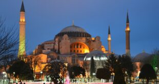 ABD'den Türkiye'ye 'Ayasofya müze kalsın' çağrısı