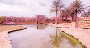 Suudi Arabistan kültür ve ticaretinin güç merkezi: Diriye
