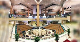 Riyad Havaalanı'nda sosyal mesafeye uyulması için yüksek teknoloji kullanılacak