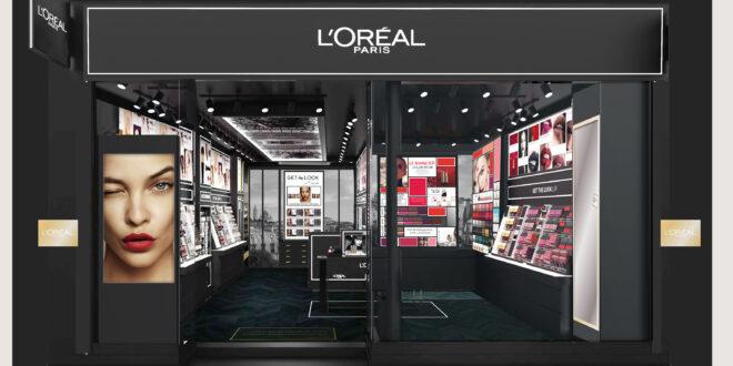 L'Oreal, Ortadoğu'ya Fransız güzelliğini getirdi