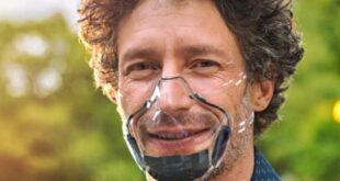 Dünyanın ilk kendini temizleyen, şeffaf, akıllı maskesi, FDA onayı aldı