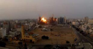 İnsan hakları örgütleri: İsrail'in Gazze'de sivil yerleşimleri vurması savaş suçu