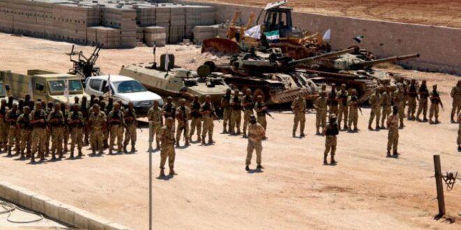 İran destekli milisler Suriye'nin doğusunda yeniden konuşlanıyor