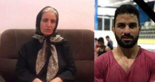 Avrupa ve ABD, İranlı güreşçinin idam edilmesini kınadı
