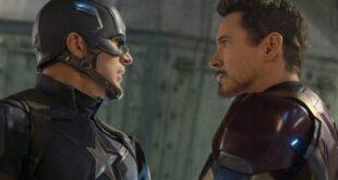 Iron Man, Kaptan Amerika'nın kaderini Endgame'den çok önce tahmin etmiş
