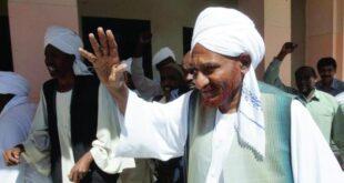 Sudanlı siyasetçi Sadık el-Medhi koronavirüse yakalandı