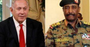Netanyahu ve Burhan'ın Uganda'da görüşmesi gündemde