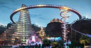 Suudi Arabistan'ın 810 milyar dolarlık mega turizm projeleri